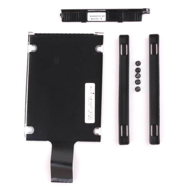 HDD Hard Drive Cover Caddy Rubber Rails For Thinkpad X220 X220i X220S X230i X230