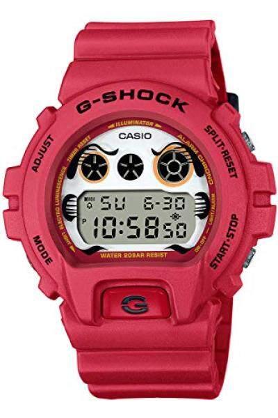 CASIO Wrist Watch G-SHOCK Dharma DW-6900DA-4JR Mens Red Malaysia