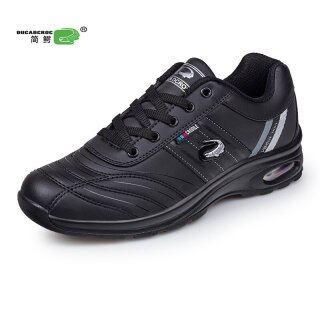Giày Golf Nam Mới Giày Thể Thao Chống Thấm Nước Màu Trắng Giày Thể Thao Nam Chơi Gôn Chống Trượt Cho Người Chơi Golf Giày Đi Bộ Cỡ 39-46 thumbnail