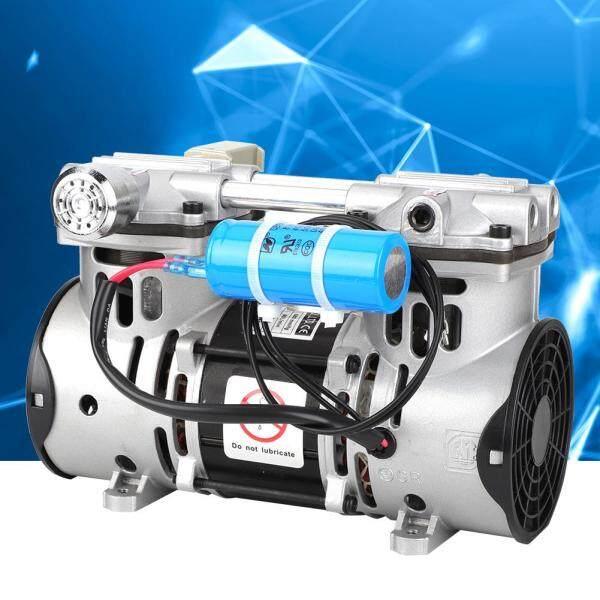 220V 260W Oilless Piston Vacuum Pump 680mmHg/-90.6kpa 60L/min Vacuum Air Pump