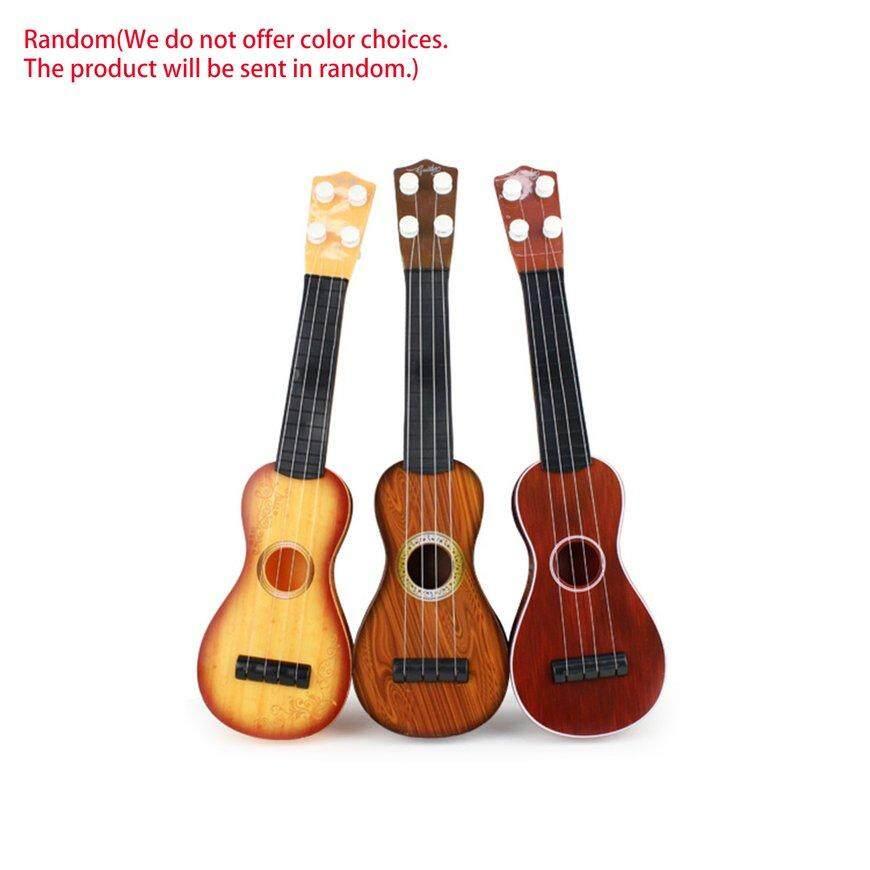 ขายดี 14.5 นิ้ว Ukulele เริ่มต้นฮาวาย 4 String เส้นไนลอนกีตาร์ดนตรี Ukelele By No1goodsstore.