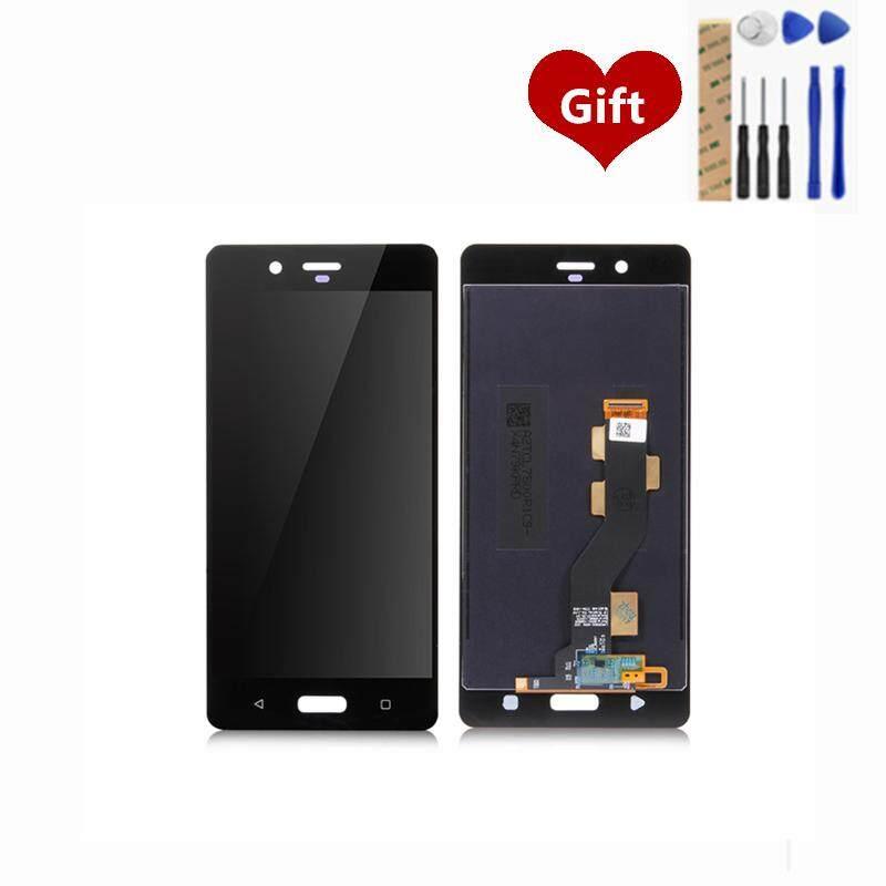 Untuk Nokia 8 Layar LCD Digitiser Lengkap LCD Layar Sentuh Panel Perakitan Pengganti Suku Cadang 5.3 Inch