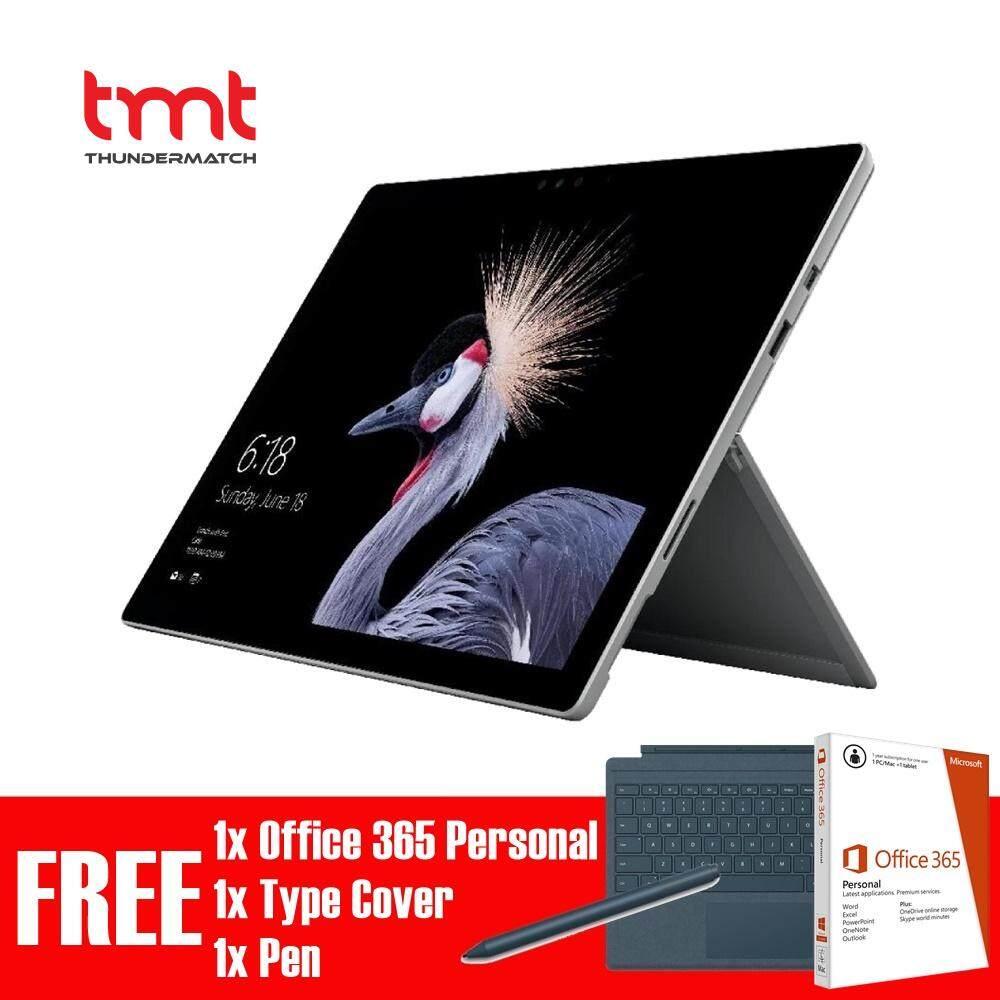 Microsoft Surface Pro 5 - i5-7300U | 8GB | 256GB Malaysia