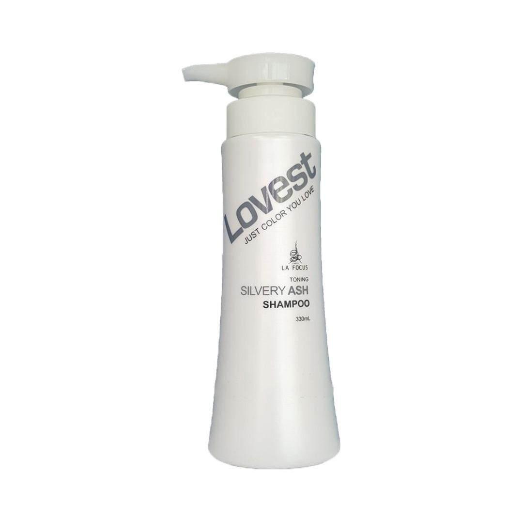 La Focus Lavest silver Ash Shampoo 300ml