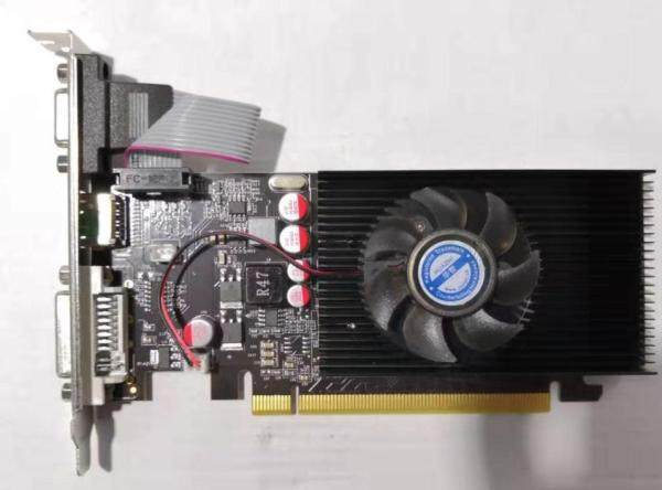 Bảng giá Wxxiwei Geforce Chipset Card Đồ Họa Video GT610 1GB DDR2 Cho PC Và LP Case Thông Số Kỹ Thuật: GT610 Phong Vũ