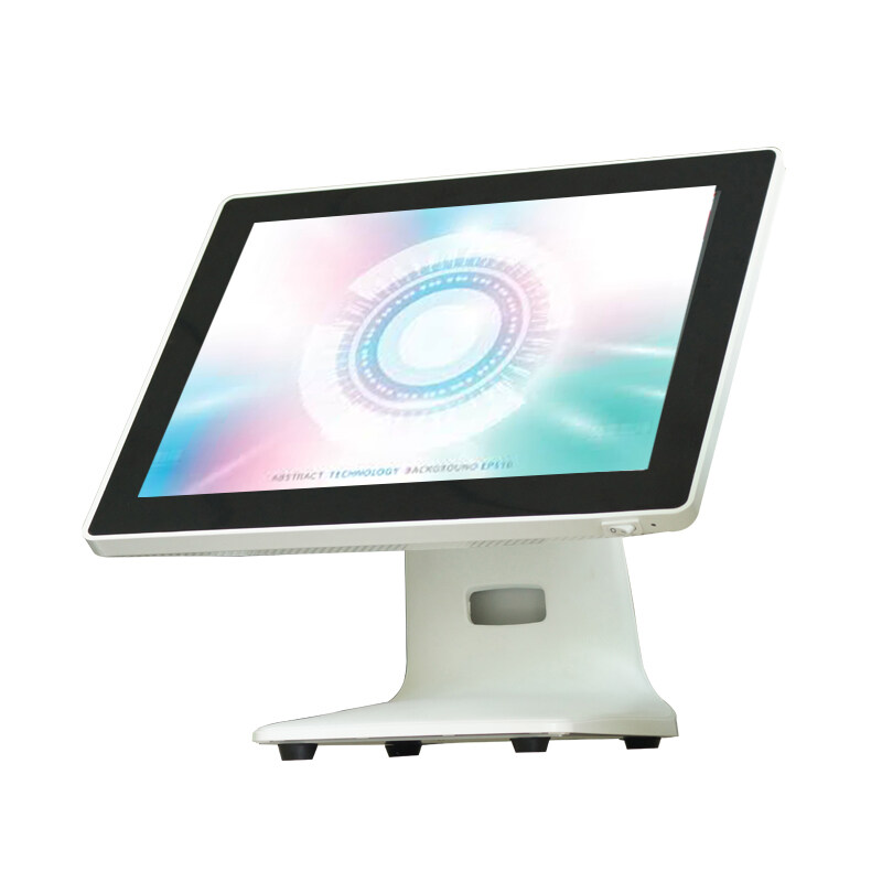 POS system cash register for supermarket and rstaurants high quality 15 inch touch screen POS terminal