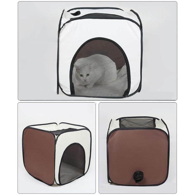 DFZX Thương Mại Di Động Lông Thú Cưng Khô Lều Du Lịch Thú Cưng Vệ Sinh Túi Khô Có Thể Gập Lại Lồng cho Chó Mèo