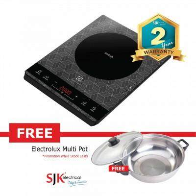 Electrolux Portable Induction Cooktop ETD29PKB (2000W) Induction Cooker