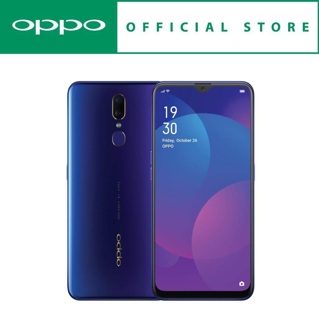 Oppo F11 4 128 Original Malaysia Free Gift Screen Procts Case