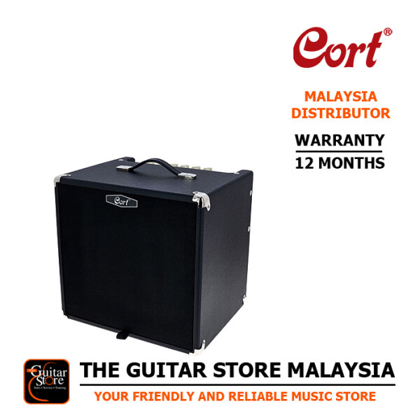 Cort CM150B Electric Bass Guitar 12 Speaker 150-Watts Amplifier Malaysia