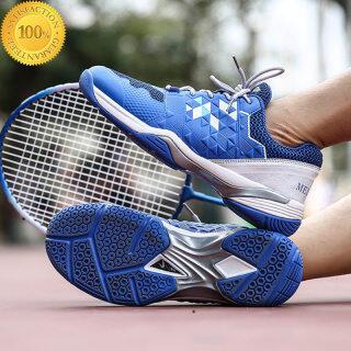Giày Cầu Lông Cho Nam Cầu Lông Giày Thể Thao Nam Sneakers Cho Nam Tập Luyện Thoáng Khí Khó Mặc Chống Trượt Ánh Sáng Cầu Lông Giày Của Nam Giới Thể Thao Giày Giày Tennis Giày Chạy Bộ thumbnail