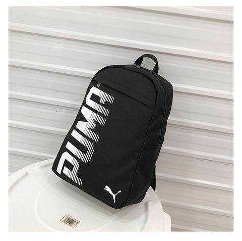 Puma_backpack Waterproof Nylon Schoolbags For Ladies Backpacks Student School Bag Laptop Backpack For Teenage Shoulder Ruchsack Sport Backpack By Hhjb Hbv.