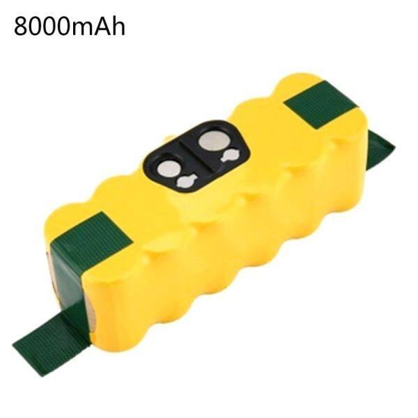 Pin 3500/4500/6000/8000MAh 14.4V Để Quét Robot Máy Hút Bụi 700 800 900 Series