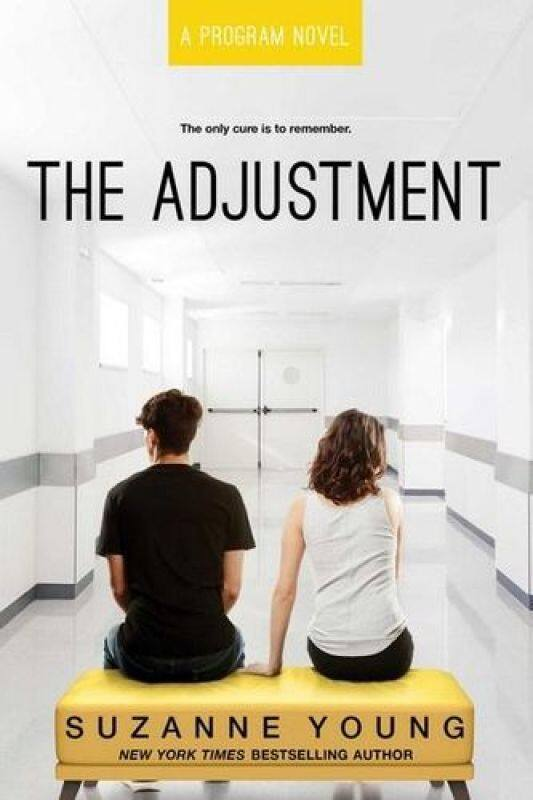 BORDERS EMPOWER TEENS: The Adjustment by Suzanne Young Malaysia