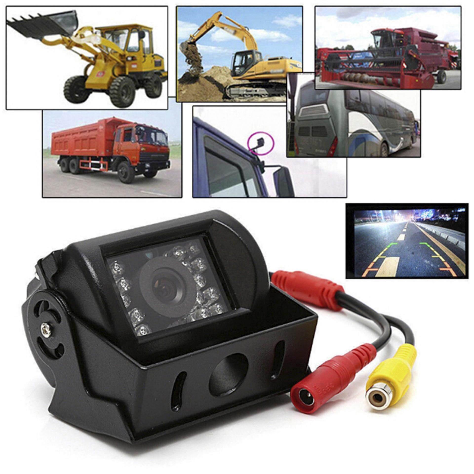 Auto Car 18IR LED Night Vision Waterproof Rear View Reverse Backup Park Camera