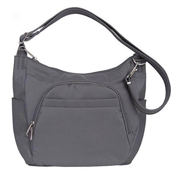 1b70cb8e7adc Travelon Anti-Theft Classic Crossbody Bucket Bag