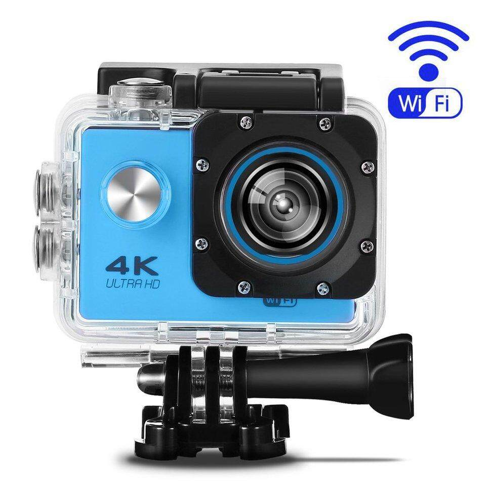UINN SJ60 Tahan Air 4 K WIFI HD 1080 P Ultra Olahraga Action Camera DVR Cam Camcorder-Intl