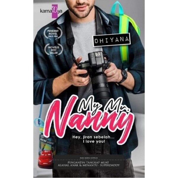 Novel My Mr Nanny, Dhiyana Malaysia