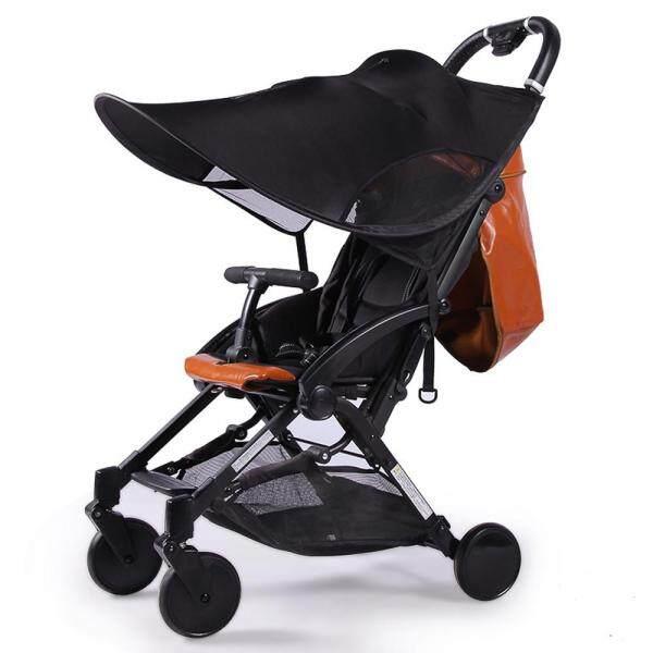 RainRainbow Universal Baby Stroller Accessories Sun shade Sun Visor Canopy Cover UV Resistant Hat fit Babyzenes Yoyo Yoya+ Pushchair Pram Singapore