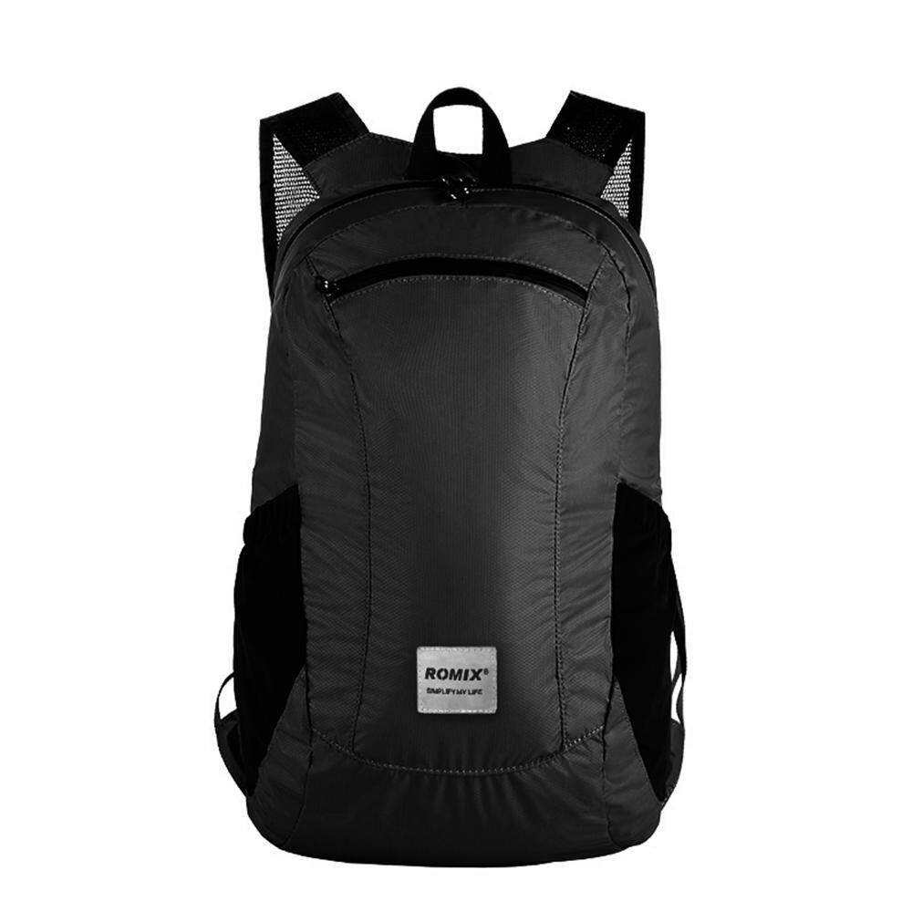 35025a2f5ad3 OrzBuy Romix Fashion travel Foldable Backpack Ultra Lightweight Packable  Backpack Water Resistant Hiking Daypack,Small Backpack Handy Camping  Outdoor ...