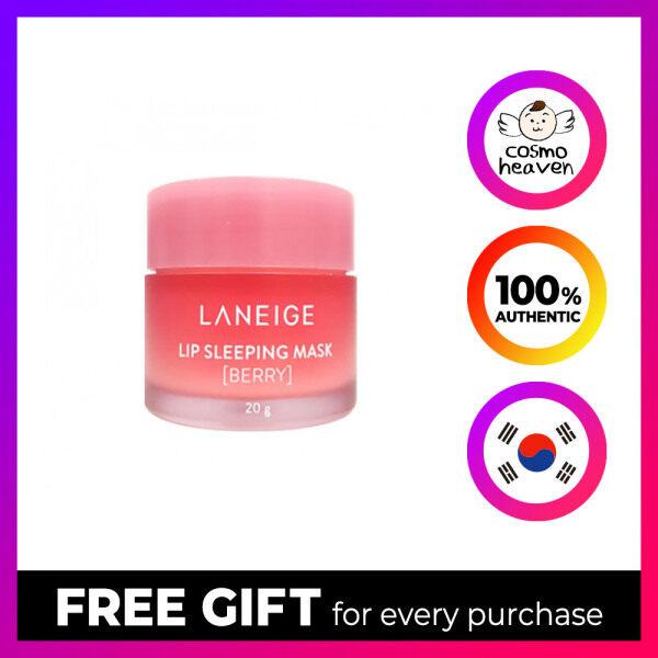 Buy LANEIGE Lip Sleeping Mask 20g #Berry Singapore