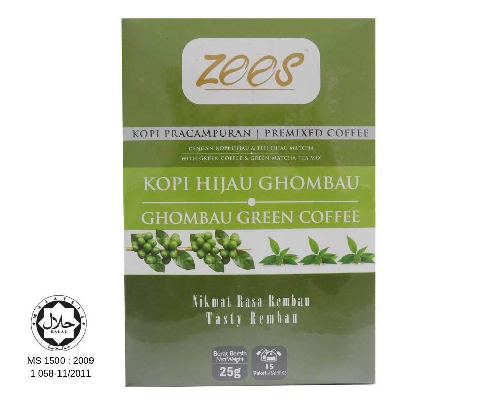 Kopi Hijau Ghombau (Ghombau Green Coffee)