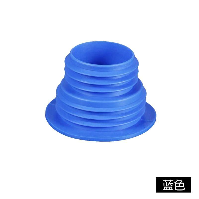 Sewer Silicone Gasket Kitchen Drainage Pipe Sealer Washing Machine Drain-pipe Bathroom Deodorizing Core Floor Drain Plug