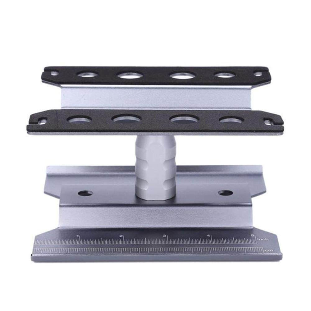 Alloy RC Car Stand with Rotating Plate for 1//8 1//10 Climbing Car Trucks Buggies