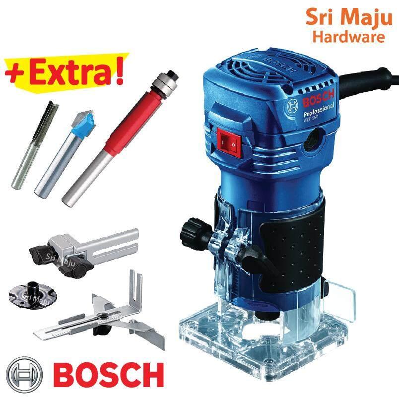 MAJU Bosch GKF 550 Router Trimmer Wood Moulding Trim GKF550 Trimming