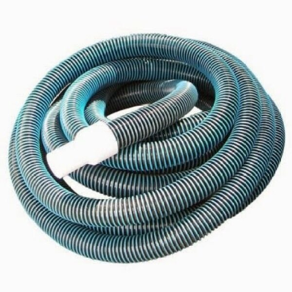 Swimming Pool Vacuum Hose 50Ft / 15Meter (Heavy Duty) Universal Suction Hole Size