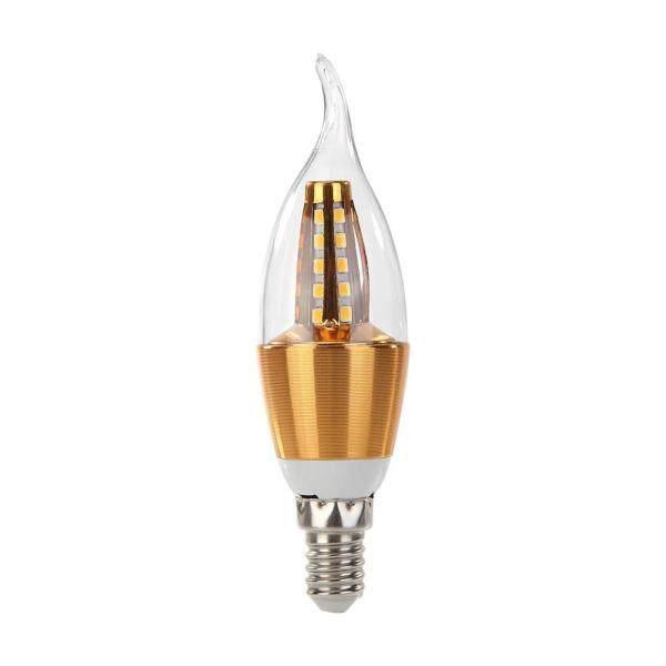 E14 Đèn LED 5W 7W 25/35LED Bóng Đèn Bắp Ngô Đèn Chùm Nến Chiếu Sáng Nhà