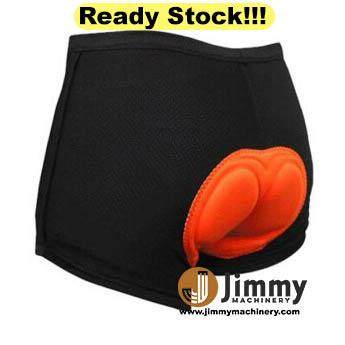 Men Bicycle Cycling Bike Short Underwear Pants 3d Comfortable Padded Coolmax By Jimmy Machinery Enterprise.