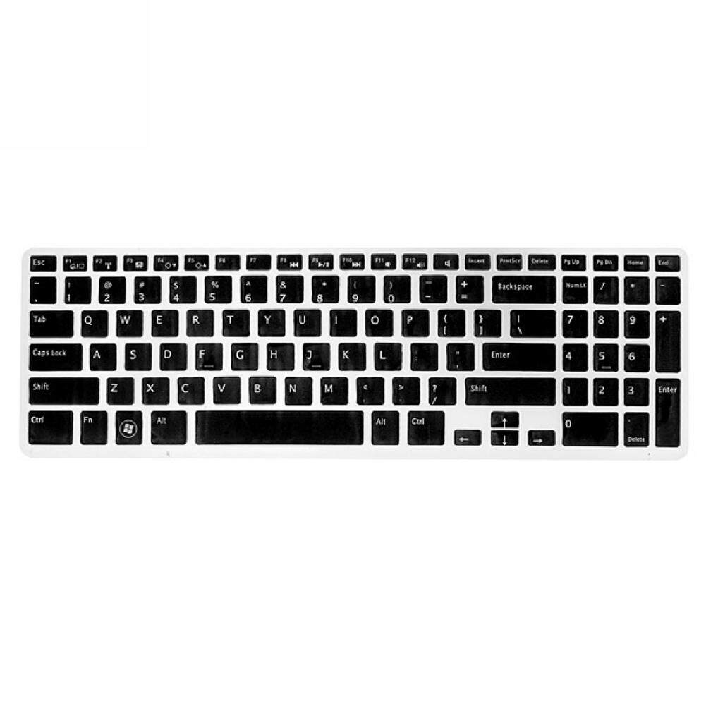 Anti-Dust Keyboard Protector Skin Film Keypad Cover for DELL New Inspiron