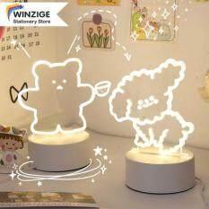 Đèn Ngủ Winzige INS Đèn Bàn Dễ Thương Trang Trí Nhà Cửa – INTL
