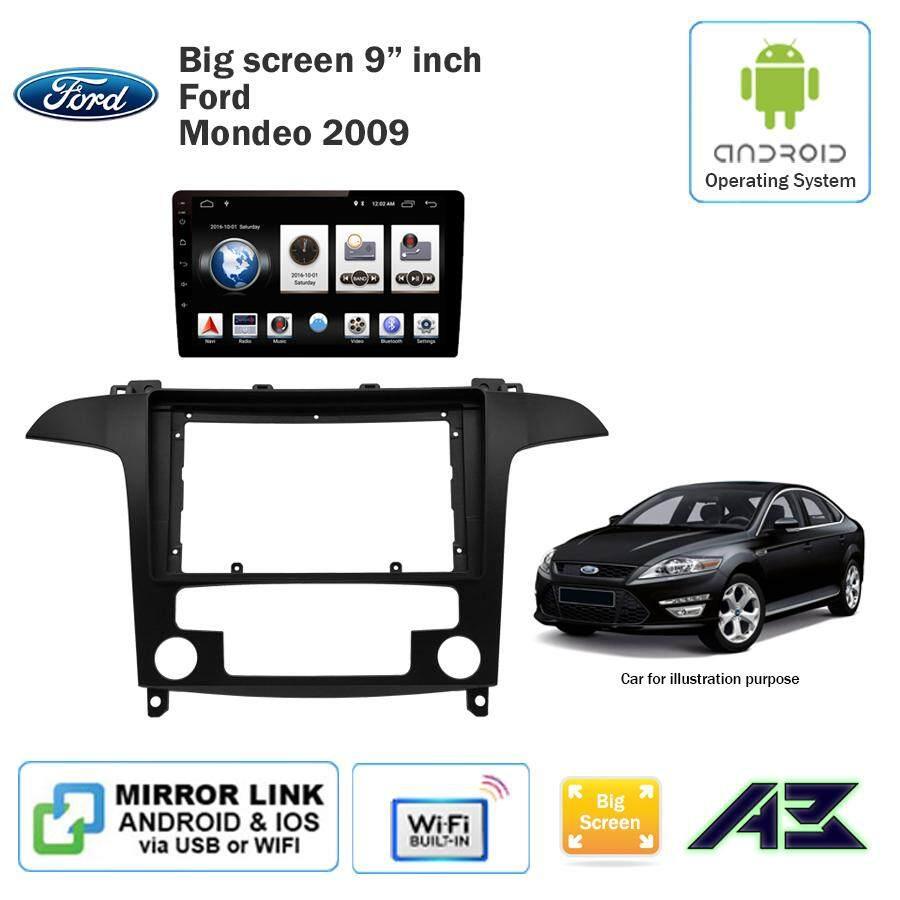 (Ford) Dynavin Big Screen 9