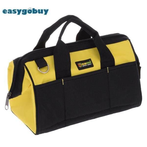 Multi-pocket Oxford Cloth Shoulder Bag Waterproof Storage Toolkit Hand Bag