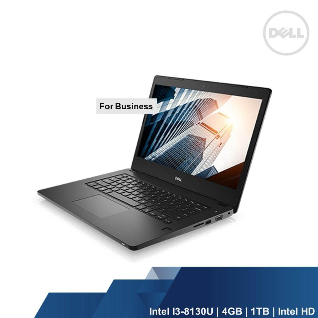 DELL LATITUDE 3490 (INTEL I3-8130U,4GB,500GB, 14 FHD,INTEL HD,WIN10PRO,3YR) Malaysia