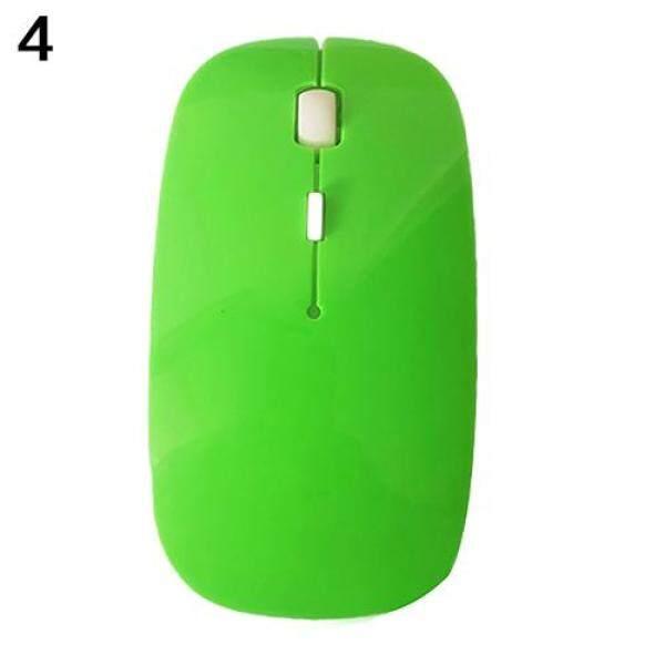 Bảng giá Chuột Không Dây Quang Mỏng 2.4 GHz và Bộ Thu USB Cho Máy Tính Xách Tay Macbook - INTL Phong Vũ