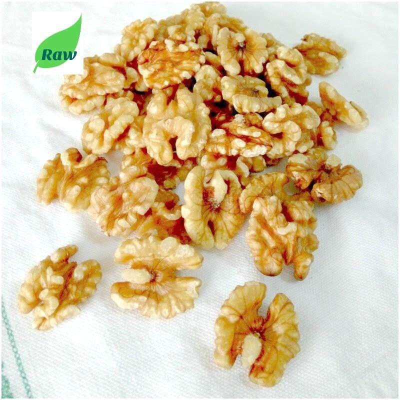 [JUZNUTS] 1kg RAW Walnut (Halves & Pieces.USA)