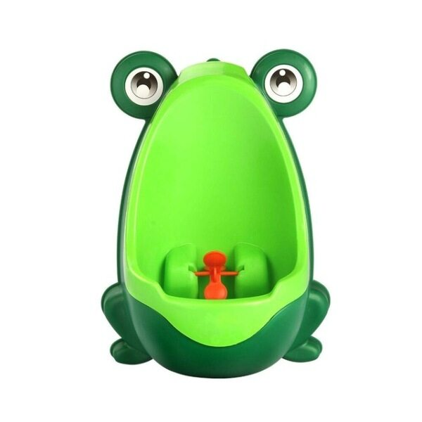 ChildKing Boy urinal training device baby frog Baby toilet New urinating Animal mode baby toilet potty trainingseat toiletkid Singapore
