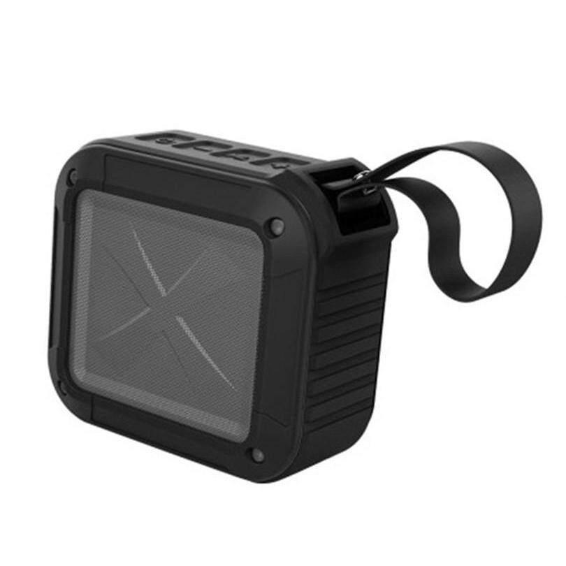W-KING S7 Mini Wireless Waterproof Loudspeaker With TF/FM/AUX/NFC Bluetooth Bike Speaker(Army Green)