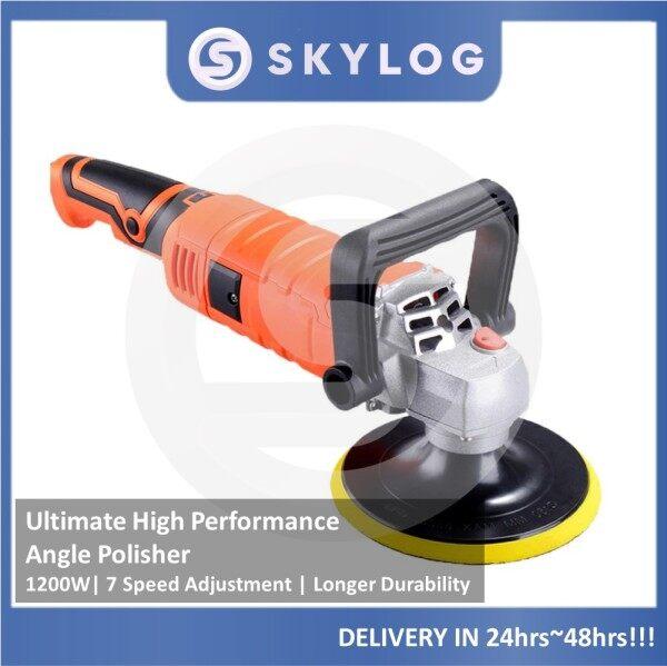 [7 SPEED] Ultimate High Performance 7 Angle Polisher Machine