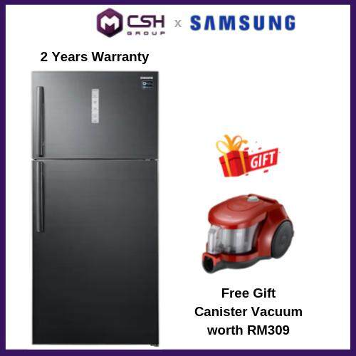 Samsung 710L Top Mount Freezer with Twin Cooling Plus™ (RT62K7050BS) RT62K7050BS/ME