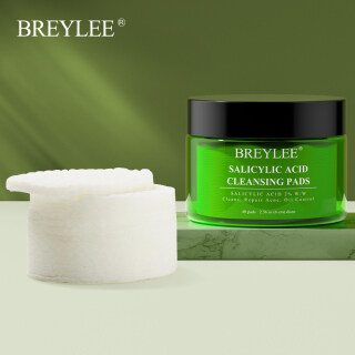 BREYLEE Salicylic Acid Cleansing Pads 40PCS Acne Treatment Oil Control Repairing Acne Skincare thumbnail