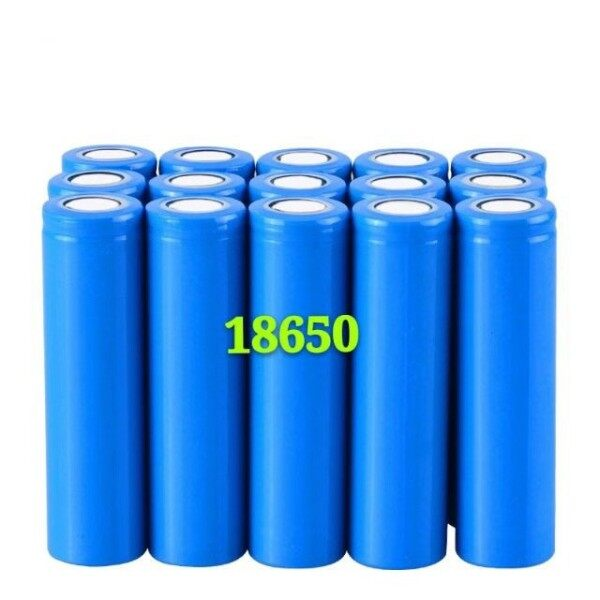 Battery Rechargeable Li-Ion 18650 Lithium Battery Flat Top Lithium Li-Ion Charge Battery