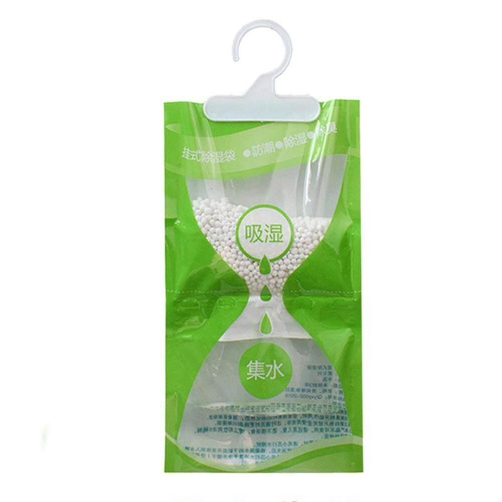 YOTHG Wardrobe Chemical Desiccant Bathroom Moisture Absorbent Pouch(100g,Green)
