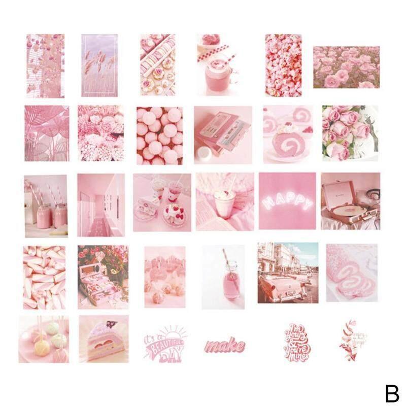 Mua 60 cái/bộ Sakura Phim Miếng Dán Kính Cường Lực cho TỰ LÀM Sổ Lưu Album Nhật Ký Xách Tay Trang Trí Tự dán Giấy Dán