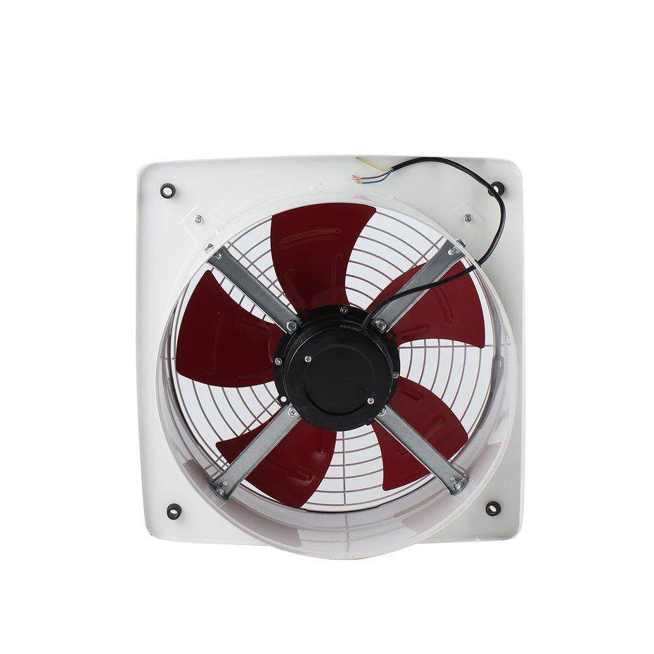 FCU Industrial Ventilation Extractor Metal Axial Exhaust Commercial Air  Blower Fan