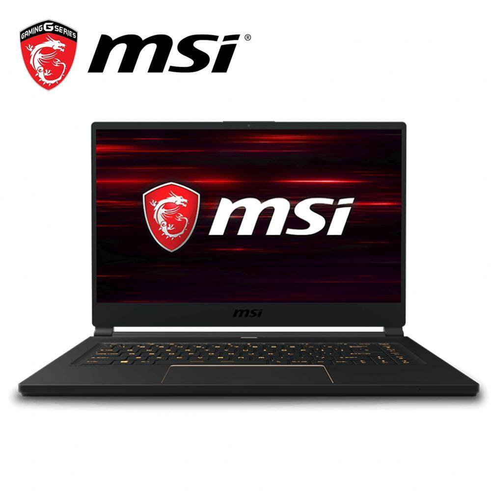 MSI Stealth GS65 9SE-476 15.6 FHD 240Hz Gaming Laptop (i7-9750H, 16GB, 1TB SSD, RTX 2060 6GB, W10H) Malaysia