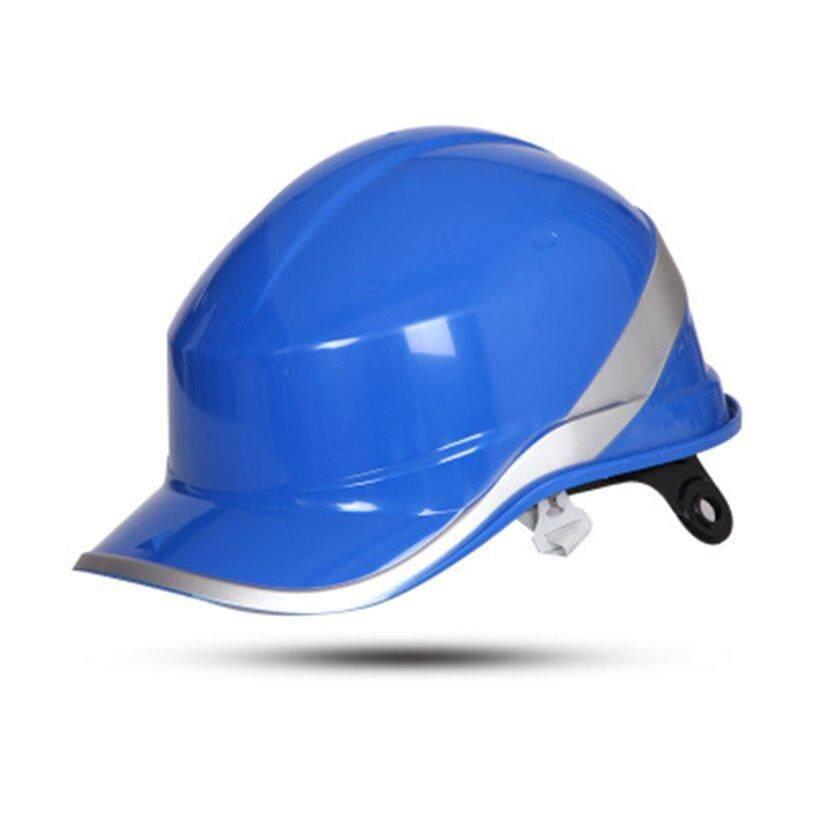 XIN Delta Plus Diamond V Hard Hat Safety Helmet High Baseball Reversible